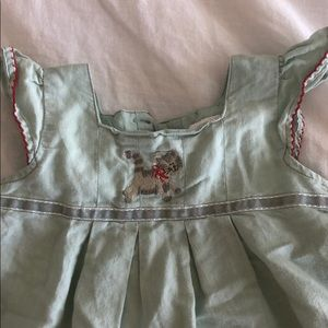 Matilda Jane serendipity set with embroidered cat